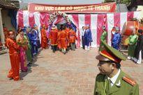 Bộ trưởng Văn hóa sẽ kiểm tra đột xuất tại các Lễ hội