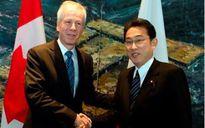 Nhật Bản - Canada kêu gọi tránh gây sức ép và uy hiếp ở Biển Đông