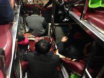 Chở quá số người, xe Sự Chuyên vẫn 'lọt' Trạm CSGT Nghệ An, Thanh Hóa