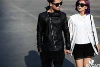 Thời trang tình nhân của cặp đôi Hà Nội khiến FA phát ghen