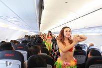 Những lần tiếp viên hàng không VietJet Air mặc bikini sexy