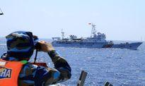 Xây dựng Luật Cảnh sát biển Việt Nam là yêu cầu cấp thiết