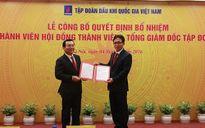 Petro Vietnam có tân Tổng giám đốc