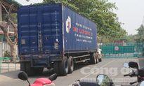 Bảo vệ công ty chết thảm dưới bánh xe container 'oan nghiệt'