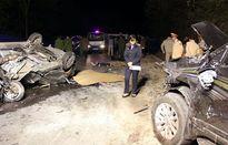 Tin tức giao thông tuần từ 29/2 - 6/3: Ô tô đấu đầu, 7 người thương vong