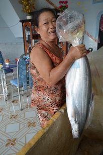 Sản lượng cá bông lau đánh bắt được ngày càng giảm