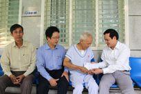 Phó Chủ tịch Lê Bá Trình thăm Trưởng Ban Trị sự TW Giáo hội Phật giáo Hòa Hảo