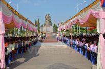 Campuchia: Khánh thành Đài tưởng niệm Liệt sỹ Campuchia-Việt Nam