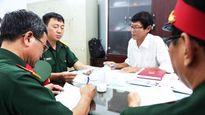 Mỗi thí sinh chỉ được đăng ký vào một trường quân đội