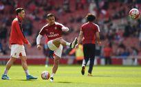 TRỰC TIẾP Arsenal - Watford: Chủ nhà sớm vượt lên dẫn trước