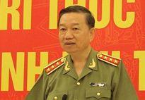 Thượng tướng Tô Lâm thay ông Trần Đại Quang làm Bộ trưởng Công an