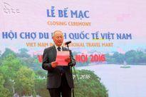 Bế mạc Hội chợ Du lịch quốc tế - VITM Hà Nội 2016