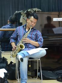 Dàn nhạc luyện tập 'căng thẳng' trước Lễ trao giải Cống hiến 11 - 2016