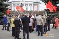 Chùm ảnh kỷ niệm ngày sinh lần thứ 146 của Lenin