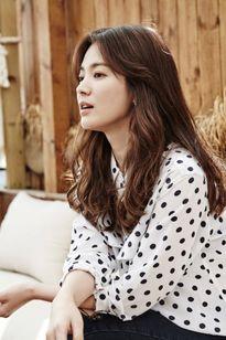 Song Hye Kyo úp mở về chuyện kết hôn trong tương lai