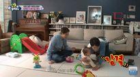 """""""Ông hoàng khách sạn"""" Lee Dong Wook chật vật vì trông 5 đứa trẻ"""