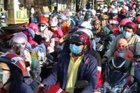 Người dân bắt đầu quay lại Sài Gòn sau lễ