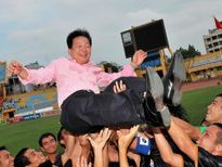 Bầu Hiển: 'Sang năm, Sài Gòn FC sẽ là ứng viên nặng ký'