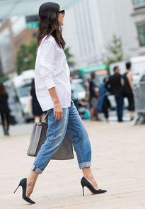 Dán hai ngón chân lại với nhau - mẹo của người mẫu để đi giày cao gót không đau chân