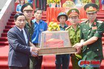 Truy điệu, an táng 19 hài cốt liệt sỹ quân tình nguyện, chuyên gia Việt Nam hy sinh tại Lào