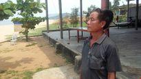Hà Tĩnh: Ngư dân phát hiện dải nước biển màu sậm khác thường