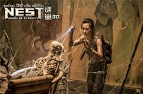 Những hình ảnh ghê rợn mới nhất của Lý Băng Băng trong phim viễn tưởng