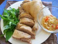 Cách pha nước chấm thịt gà, thịt vịt, thịt ngan ngon mê ly