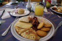 Những bữa sáng đủ năng lượng vòng quanh thế giới