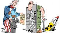 Iran tổ chức thi vẽ tranh châm biếm người Do Thái