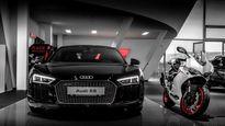 Ducati tham gia triển lãm riêng của Audi Việt Nam