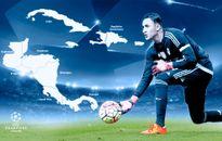 Chung kết Champions League: Lịch sử chờ thủ thành Keylor Navas