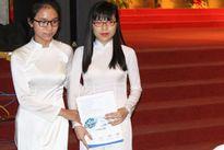 Cô gái khiếm thị trở thành gương mặt trẻ Việt Nam tiêu biểu