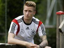 Tuyển Đức tham dự EURO 2016: Quá cay đắng cho Marco Reus!