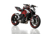 """Phá sản"", MV Agusta vẫn sản xuất naked-bike Diablo Brutale"