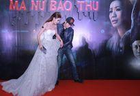 Trương Nam Thành dìu bước Mai Hàn trên thảm đỏ