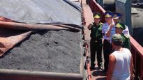 Bắt giữ hơn 3.500 tấn than cám không rõ nguồn gốc