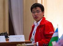 Lê Quang Liêm giành ngôi á quân cờ vua châu Á
