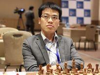 Kỳ thủ Lê Quang Liêm mất chức vô địch châu Á đầy đáng tiếc