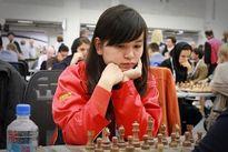 Kỳ thủ Nguyễn Thị Mai Hưng vô địch cờ chớp châu Á