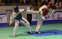 Sơn La nhất toàn đoàn hệ nâng cao Giải Taekwondo Hà Nội mở rộng 2016