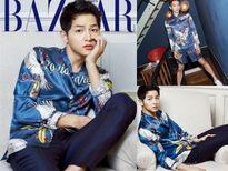 Song Joong Ki hai lần xuất hiện trong những pha 'đụng hàng' mới nhất của sao Hàn