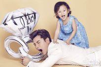 Những ông bố cộp mác 'Number One' của làng giải trí châu Á