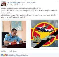 Tiễn phi công Trần Quang Khải về với bầu trời
