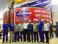 Nhà máy thủy điện ngầm Huội Quảng hòa lưới điện quốc gia