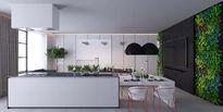 Những nguyên tắc 'vàng' cho phòng thủy nhà bếp