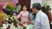 Công đoàn ngành Y tế Hà Nội tổ chức Hội thi cắm hoa
