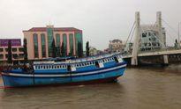 Tiến hành giám định hiện trạng của cầu Lê Hồng Phong sau sự cố
