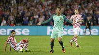 Xem lại 'bàn thắng vàng' đưa Bồ Đào Nha vào Tứ kết