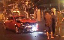 Xe ô tô Audi tông nam thanh niên chết tại chỗ