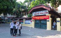 Hà Nội hạ điểm chuẩn đầu vào trường THPT công lập năm học 2016-2017